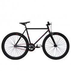 Zycle Fix - Night Stalker Fixed Gear Bicycle, $325.00 #fixedgear #fixiebike #fixie #bike #deal #shop #cycle #zyclefix
