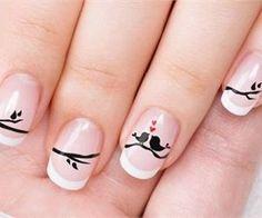 Cute Valentine Nail Art Ideas To Wear Your Feelings