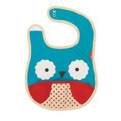 Skip Hop Mama Önlüğü - Baykuş #beslenme #çocuk #bebek #skiphop