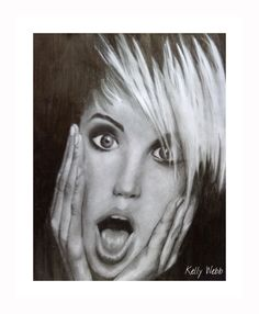 Surprized Drawings, Art, Art Background, Kunst, Sketches, Performing Arts, Drawing, Portrait, Draw