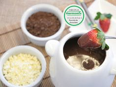 THERMOMIX: Founde de chocolate