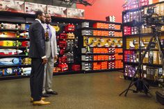 """Inside The NFL's """"Boot Camp,"""" Where Players Become Broadcasters"""