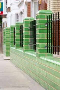 glazed bricks & tiles