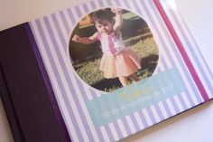 Fotolibro Malena, recuerdo de su Bautismo y su Primer Añito!