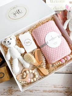 Baby Gift Hampers, Kids Gift Baskets, Baby Gift Box, Baby Hamper, Baby Box, New Baby Gifts, Gifts For Kids, Handmade Baby Gifts, Personalized Baby Gifts