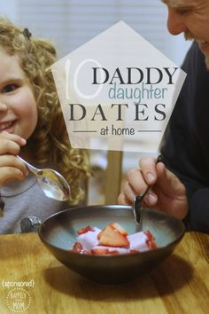 10 Daddy Daughter Dates! Perfect for parents raising girls. Daddy Daughter Dates, Daughters Day, Raising Daughters, Raising Girls, Father Daughter, To My Daughter, Mother Son, My Little Girl, My Baby Girl