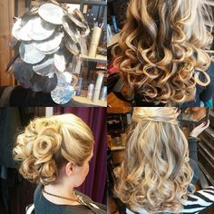 Fierce finger waves romantic ringlets beach babe rolls... #TheIron is your go-to for the stay-all-day curl of your dreams. Now at CosmoProf and Armstrong McCall stylists! #LoveItLiveItOwnIt REGRAM @tahtahmakeup  Tah Tah loves our new salon service using #theiron from #beautyandpinups @hahawkins has created so many styles and she #lovesit #weloveourclients #updo #hair #makeupartist #hairstylist #finalstyling #specialevents #shoplocal #charlottehairsalon