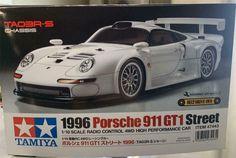 TAMIYA 1996 Porsche 911 GT1 Street TA03R-S CHASSIS 1/10 SCALE RADIO CONTROL 4WD | eBay Radio Control, Tamiya, Porsche 911, Scale, Street, Ebay, Weighing Scale, Libra, Balance Sheet