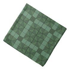 Vintage Quilting Pattern Damask 4B - Bandana
