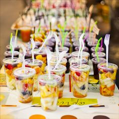 Fruit Cups, Bricklane | Flickr - Photo Sharing!