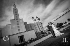 Shoot at the Los Angeles Mormon Temple