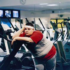 BEGINNER'S EXERCISE PLAN FOR THE OBESE Jun 6, 2011 | By Michelle Matte