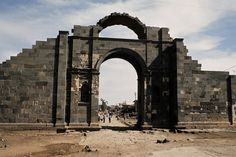 IS destruction at Syria's Palmyra a 'war crime'