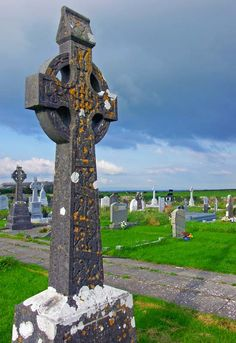 Balingarry cemetary, Ireland