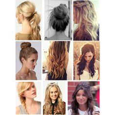 Easy school hairstyle!!! | Hair!!! | Pinterest | Best Easy ...