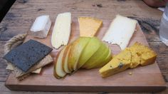 British & Irish Cheese Board