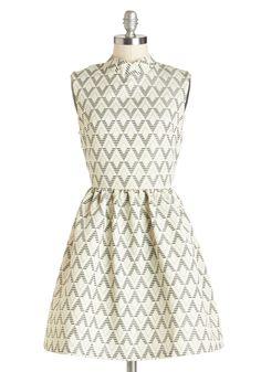 As of Tessellate Dress | Mod Retro Vintage Dresses | ModCloth.com