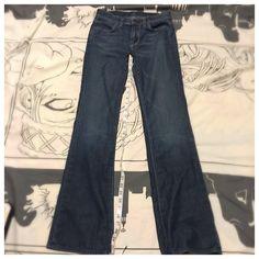 7 for All Mankind Jagger bootcut jeans 7 For All Mankind Jagger bootcut jeans. Excellent used condition. Inseam 30in. 7 for all Mankind Jeans Boot Cut