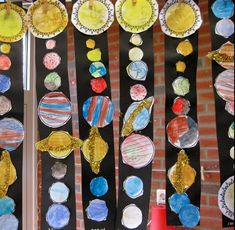 Space Solar System, Solar System Projects, Preschool Science, Preschool Crafts, Animal Crafts For Kids, Art For Kids, Planet Crafts, Space Activities For Kids, Classroom Art Projects