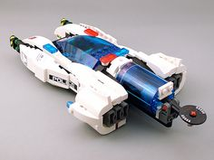 Hyperspeed pursuit 2 | Rear modules are interchangeable. Her… | Flickr