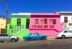 Things to do in Cape Town - Bo Kaap Car Cape Town Holiday Destinations, Travel Destinations, Stuff To Do, Things To Do, Cape Town, Favorite Holiday, South Africa, Travel Inspiration, The Neighbourhood