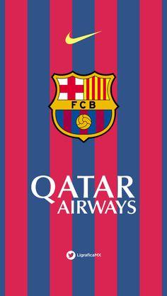 #iPhone5 • FC Barcelona Wallpaper • 120314CTG(1) LigraficaMX • Nike