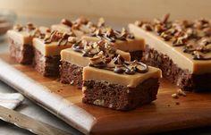 Peanut Butter Fudge Brownie Bars Recipe