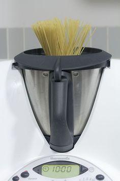 cocer espagueti en thermomix