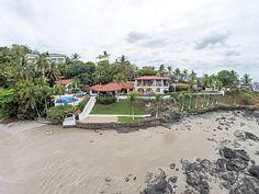 Casa+de+la+Playa:+Great+location+7+bedroom+Beachfront+House+++Vacation Rental in Guanacaste from @homeaway! #vacation #rental #travel #homeaway