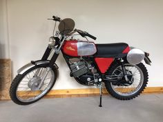 1970  - Simson 75 GS progetto ing.Vogel