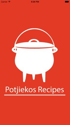‎Potjiekos Recipes on the App Store Dutch Oven Bread, South African Weddings, South African Recipes, Outdoor Food, Cast Iron Cooking, Specialty Foods, Dinner Is Served, Recipe For 4, Love Food