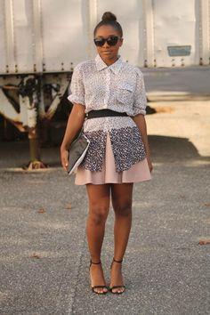 Cortnie Hutchinson  http://fashionbuzz.tv/style-discovery-cortnie-maryland/