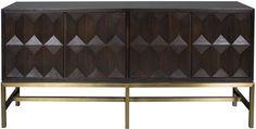 Vanguard Furniture - Our Products - W319B-BZ Artemus Sideboard