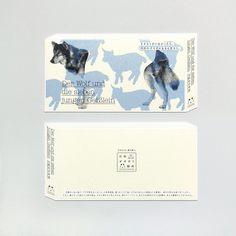 JAPAN WOLF ASOCCIATION DM - UENISHI YURI WORKS