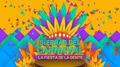 Sierras del Carnaval by Muy Pulenta, via Behance Behance, Mardi Gras, Artists, Projects, Hobbies