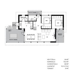 Linjakas talo S270