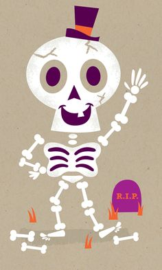 Publix Halloween Campaign by Tad Carpenter