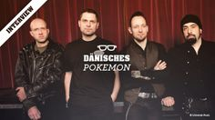 """""""Kein Pokemon"""": Volbeat im Interview Volbeat, Pokemon, Interview, Channel, Star Wars, Movie Posters, Movies, Fictional Characters, Music"""