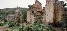 Pueblo Fantasma, Real de Catorce, México - Zonaturistica.com