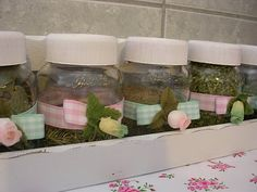 Condimenteros Reciclados - Spice Bottles Recycled