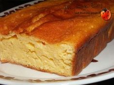 Ciasto jogurtowe Dukana Dukan Diet, What You Eat, Healthy Sweets, Bon Appetit, Cornbread, Food And Drink, Low Carb, Gluten Free, Cake