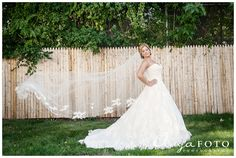 AnyaFoto | Wedding Photography NJ | Bridal Veil