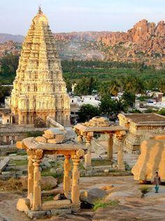 Hampi:the forgotten City Of Stone  #India