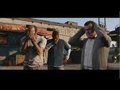 Segundo y espectacular tráiler de GTA 5 - En nuestro canal de vídeos te mostramos el tráiler 2 del Grand Theft Auto V, un juego que va más allá de los límites, como nos tiene acostumbrados esta franquicia. ¿Qué opinas acerca de este avance?