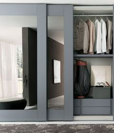Top 30 Modern Wardrobe Design Ideas For Your Small Bedroom - Shafa - Wardrobe Design Bedroom, Closet Designs, Bedroom Design, Used Bedroom Furniture, Storage Spaces, Bedroom Closet Design, Small Bedroom, Room Design, Wardrobe Door Designs
