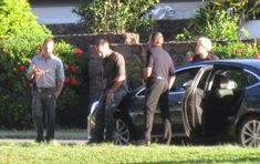 Hawaii Five-0 Alex Oloughlin and Scott Caan and Chris Vance at the Fort Ruger Park will on CBS friday night #h50 #hawaii50 #hawaiifive0 #five0pic.twitter.com/zFaMyrmWCw