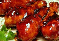 Caramelized Baked Chicken Legs-made these for dinner last night, they were ahhhhhmazing! Cheesy Baked Chicken, Baked Chicken Legs, Chicken Leg Recipes, Chicken Thighs, Chicken Ideas, Turkey Recipes, Great Recipes, Favorite Recipes, Yummy Recipes