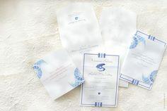 Projekt został wykonany w oparciu o wysokiej klasy biały papier bawełniany, oklejany dwustronnie fakturą żeberkową / The project was made on the basis of high-quality white cotton paper, wrapping both sides with ribbed texture