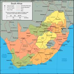 South Africa-Best holiday destinations