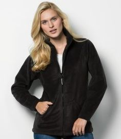 Kustom Kit Grizzly Ladies Fleece Jacket